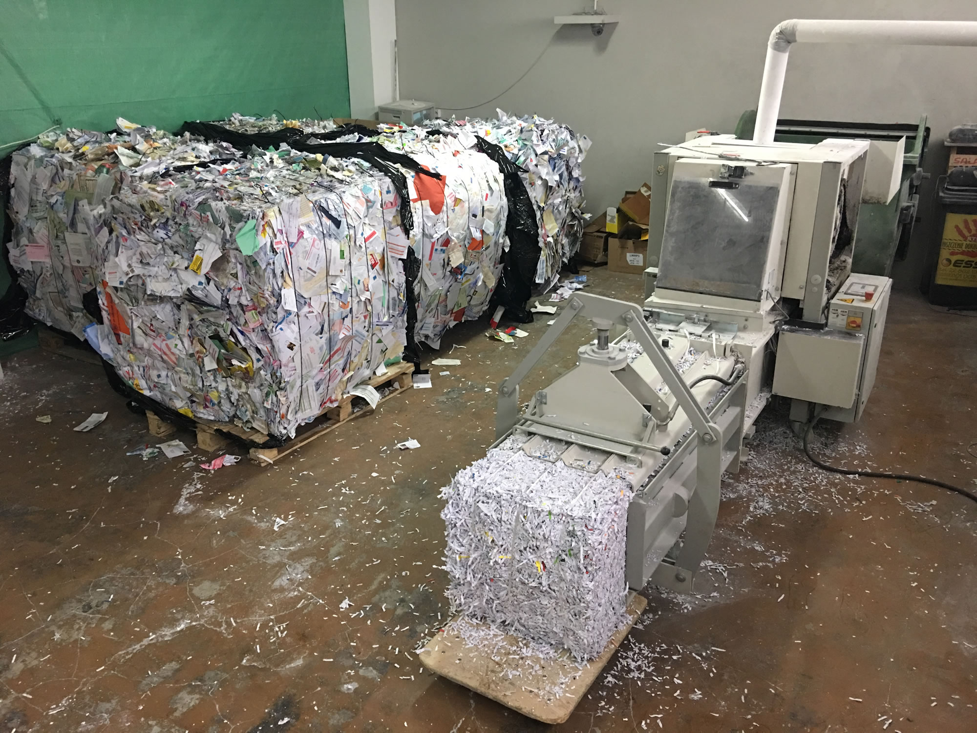 Niszczarnia dokumentów